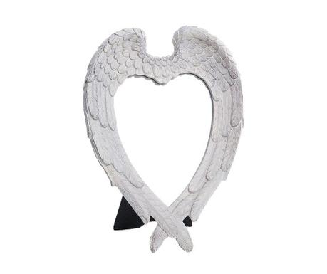 Lustro stołowe Angel White
