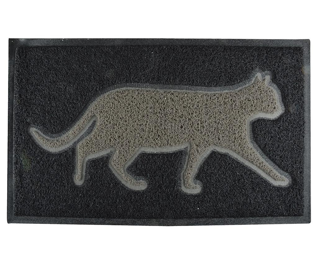 Covoras de intrare Black Cat 45x75 cm
