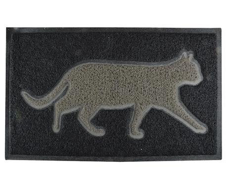 Predpražnik Black Cat 45x75 cm