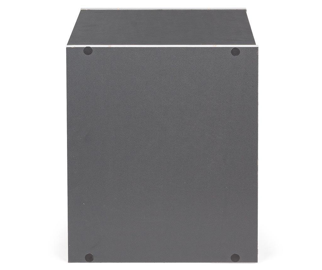 Modulární díl Cube Dual Grey