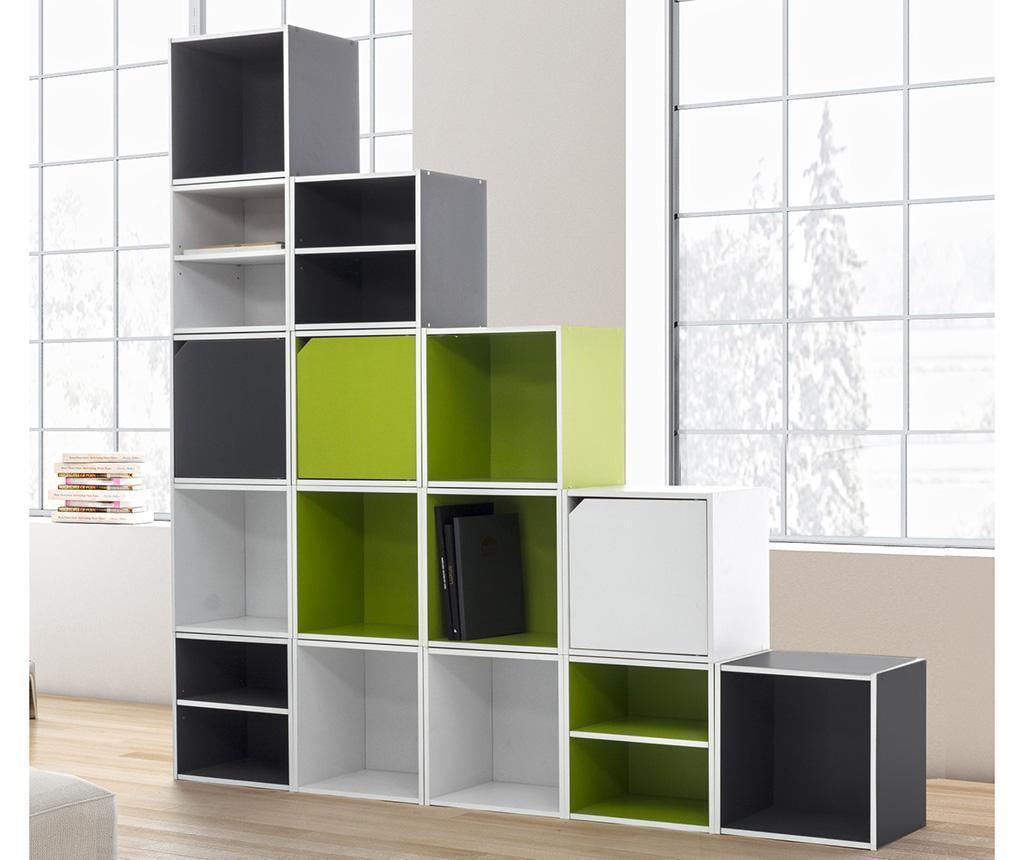 Corp modular Cube Door White