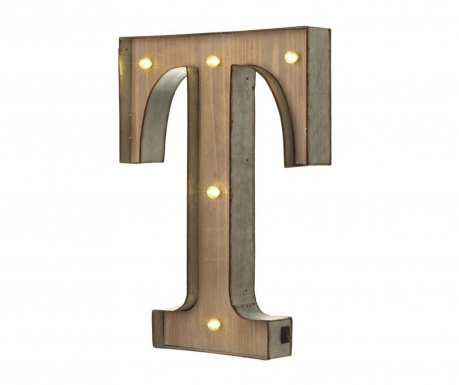 Decoratiune luminoasa T