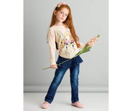 Otroški komplet - majica in hlače Royal Bunny 4 let