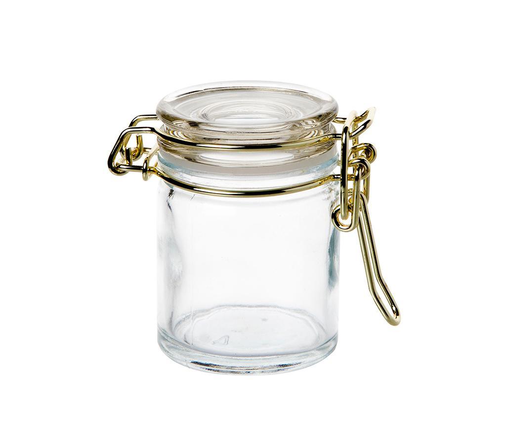 Zavařovací sklenice s víkem Dylan 40 ml