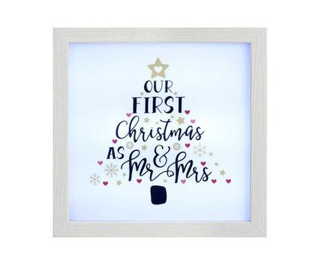 Svjetleći ukras First Christmas