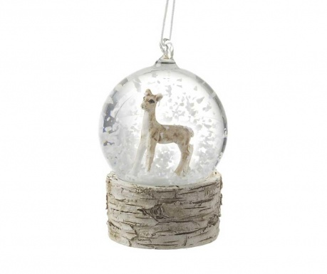 Dekoracja wisząca Snow Reindeer
