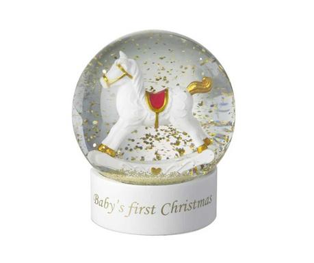 Decoratiune Baby's Christmas Horse