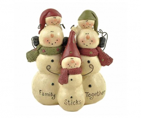 Decoratiune Family Sticks Togheter