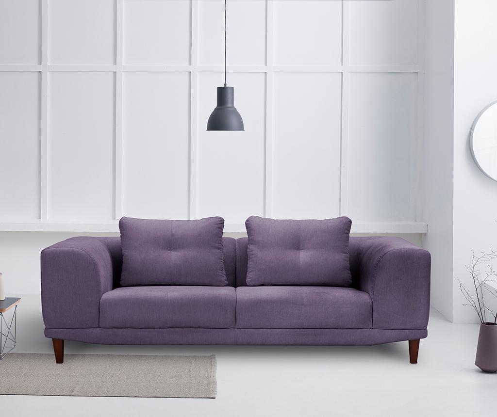 Třímístná pohovka Sigma Lavender