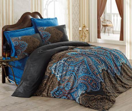Спален комплект King Satin Diba  Brown
