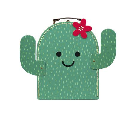 Torbica Happy Cactus