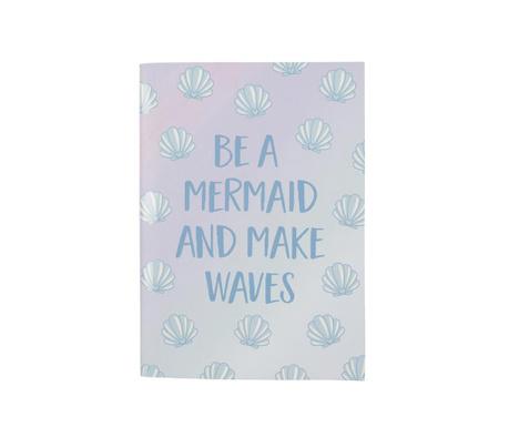 Beležka Mermaid Treasures