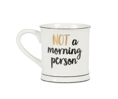 Skodelica Not Morning