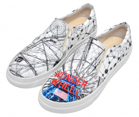 Espadrile dama Wonder Wheel