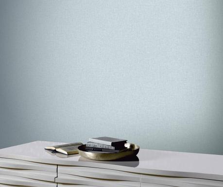 Stenska tapeta Linen Texture Vintage Blue 53x1005 cm