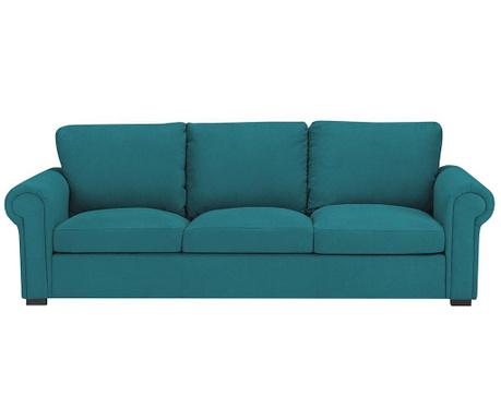 Canapea 3 locuri Antoine Turquoise