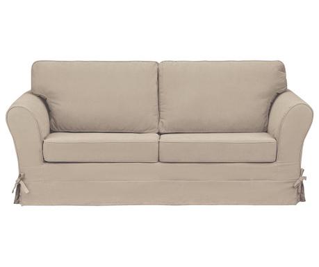 Canapea 3 locuri Philippe Beige