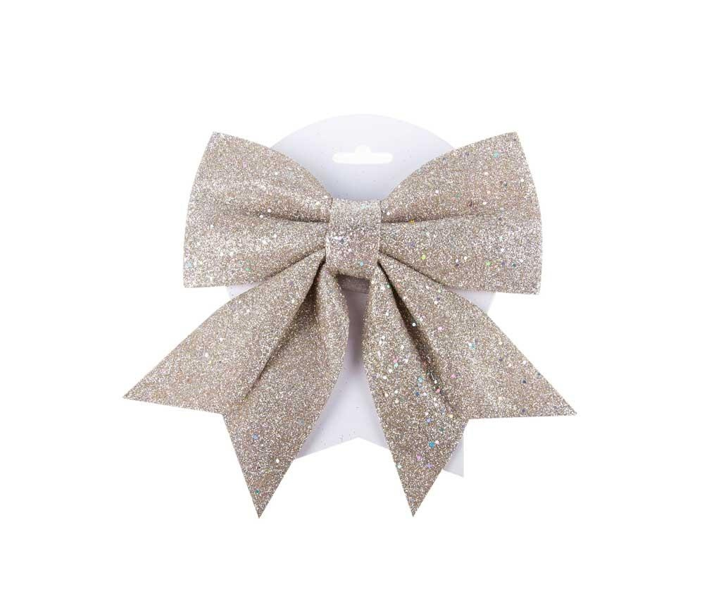 Decoratiune Cute Bow Champagne