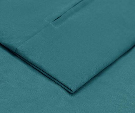 Prevleka za trosed Philippe Turquoise 90x207 cm