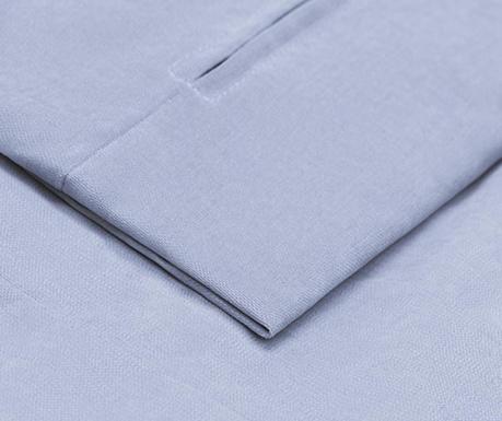 Husa pentru canapea 3 locuri Philippe Blue 90x207 cm