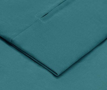 Калъф за разтегателно триместно канапе Philippe Turquoise 90x207 см