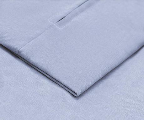 Prevleka za raztegljiv trosed Morgane  Blue 90x192 cm