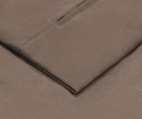 Prevleka za fotelj Jean Brown 74x78 cm
