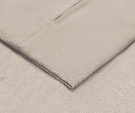 Husa pentru canapea extensibila 3 locuri Helene Beige 100x194 cm
