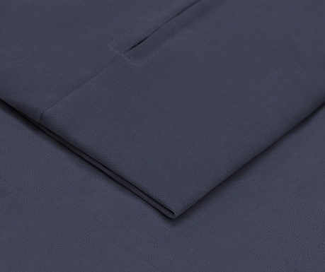 Prevleka za raztegljiv trosed Helene Dark Blue 100x194 cm