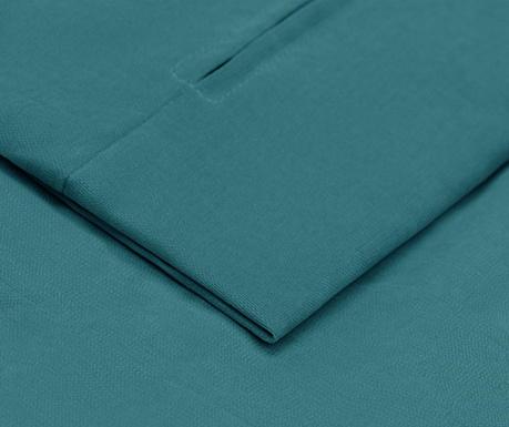 Калъф за табуретка за крака Jean Turquoise 58x78 см