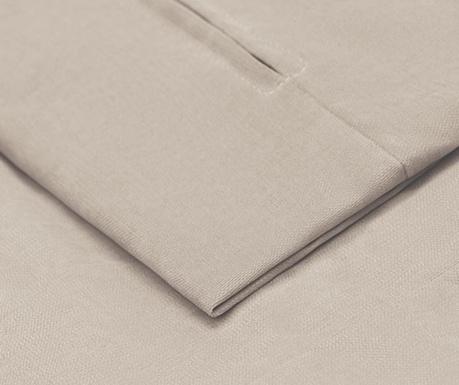 Prevleka za desno kotno sedežno garnituro Helene Beige 177x271 cm