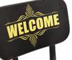 Scaun de bar Welcome