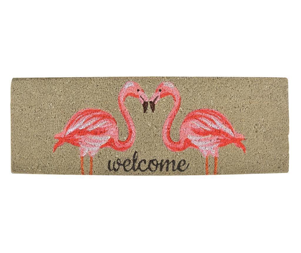 Wycieraczka Flamingo 25x75 cm