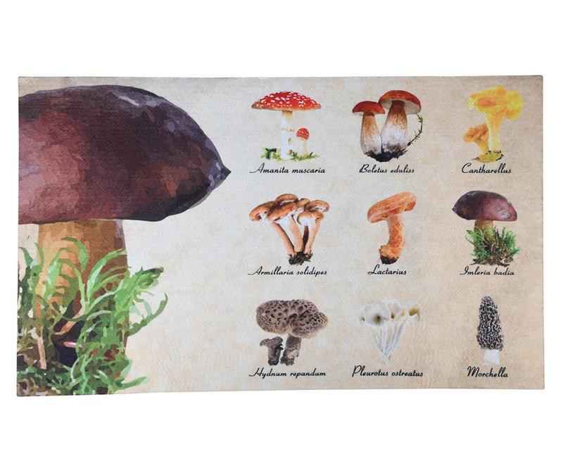 Predpražnik Mushrooms 45.4x75 cm