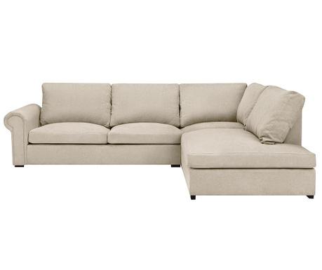 Десен ъглов диван Antoine Beige