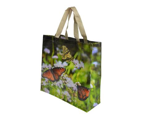 Чанта за покупки Butterflies