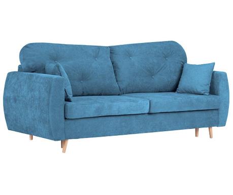 Canapea extensibila 3 locuri Viola Blue