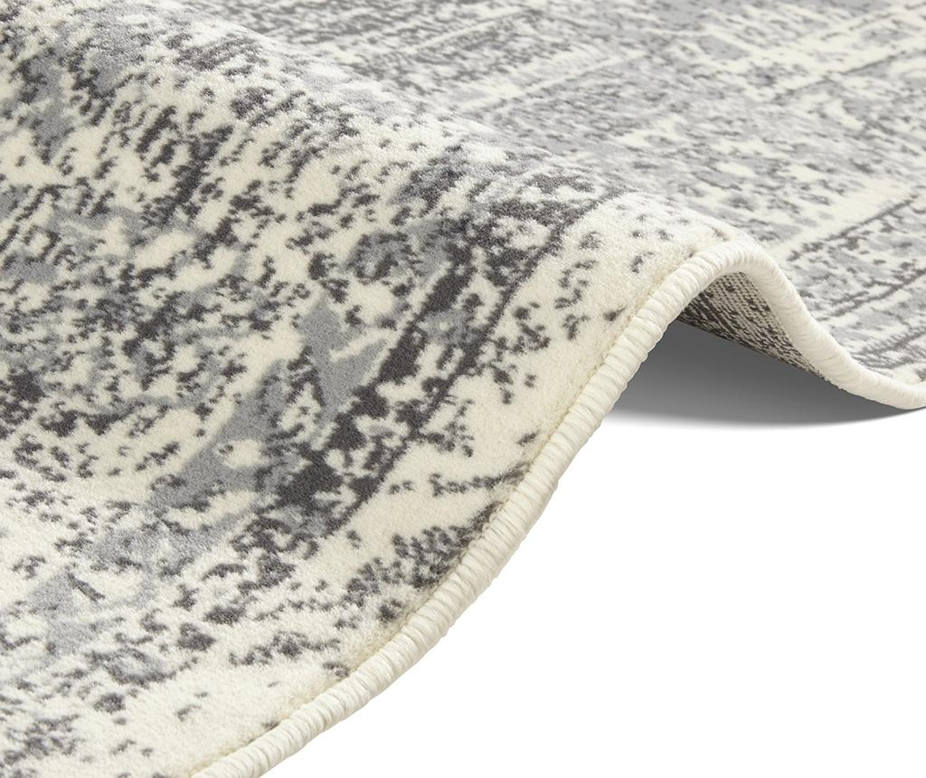Tepih Plume Cream Grey 80x150 cm