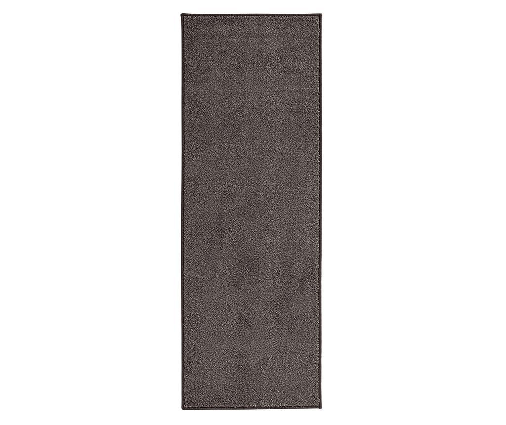 Pure Runner Brown Szőnyeg 80x300 cm