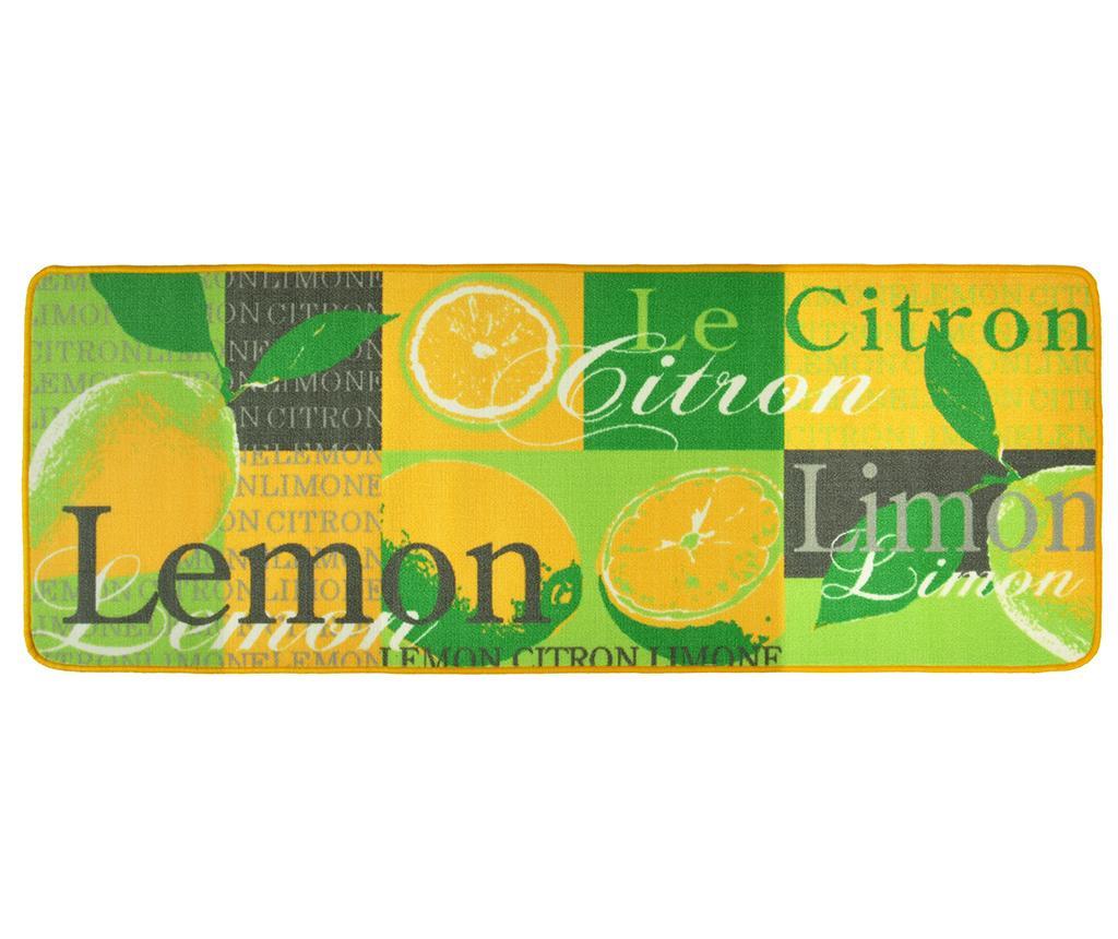 Covor Kitchen Lemon 67x180 cm