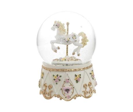 Decoratiune muzicala Snowball Horse