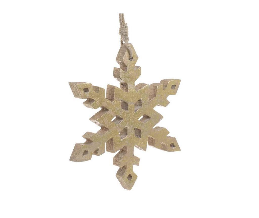 Snowflake Felfüggeszthető dekoráció