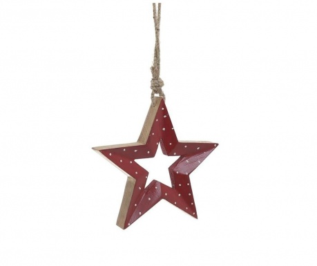 Decoratiune suspendabila Dotted Star