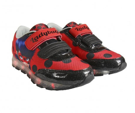 Otroški športni čevlji Ladybug Lights 34