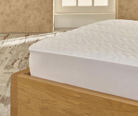 Prošivena zaštita za madrac Marie Claire Helenie White 180x200 cm
