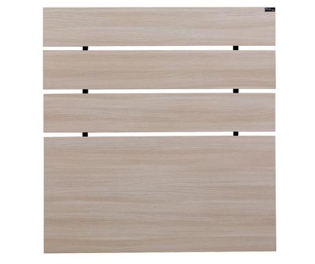 Tablie de pat Fuga Oak Cream 100x120 cm
