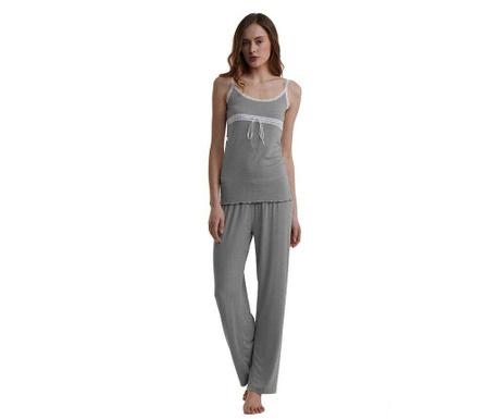 Pijama dama Glorya Silver