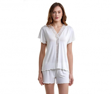 Дамска пижама Tania Cream