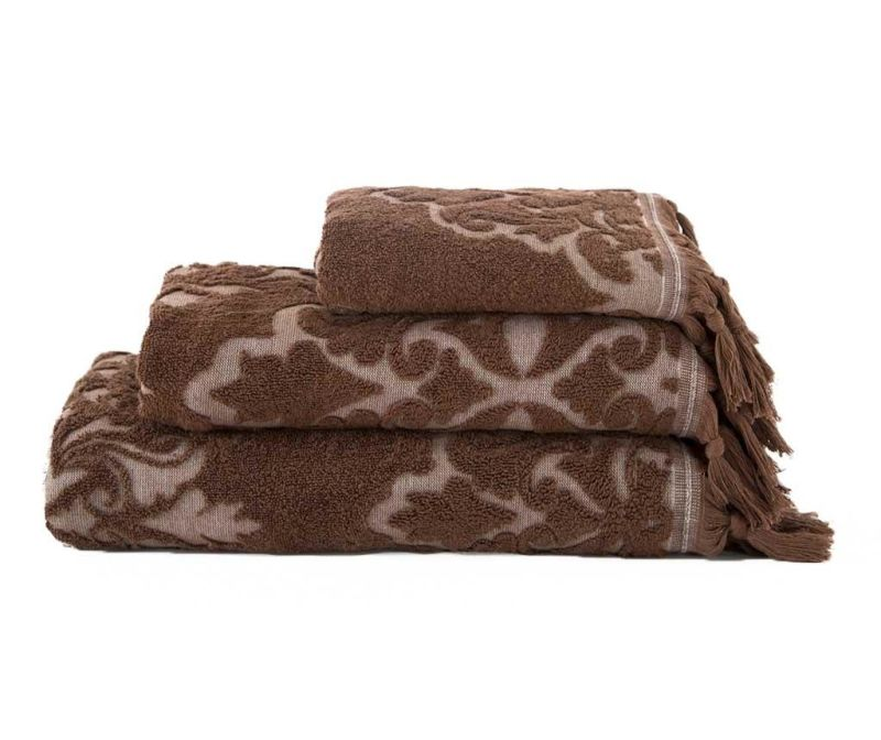 Кърпа за баня Vintage Brown 50x90 см