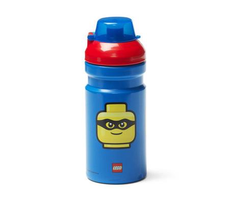 Športová fľaša Classic Blue 390 ml